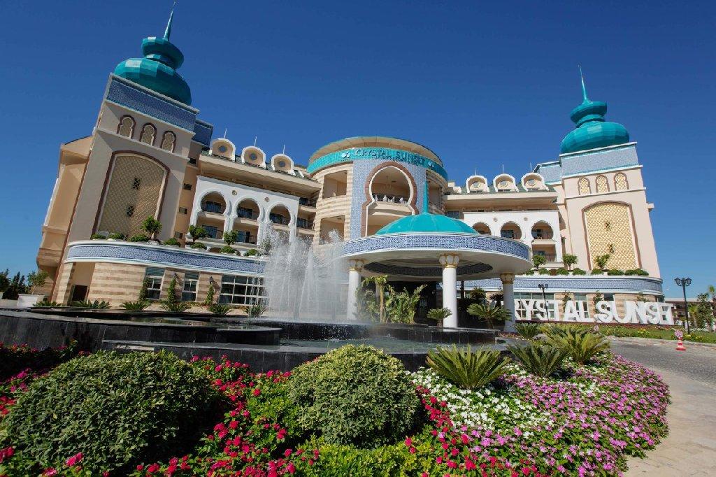 Hotel Crystal Sunset Luxury Resort