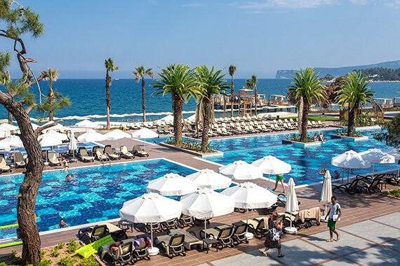 Hotel Sherwood Exclusive Kemer