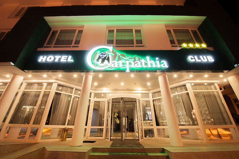 Hotel Carpathia