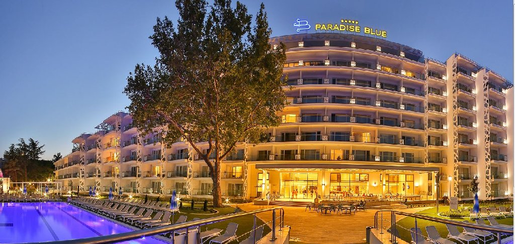 Hotel Paradise Blue Hotel And Spa