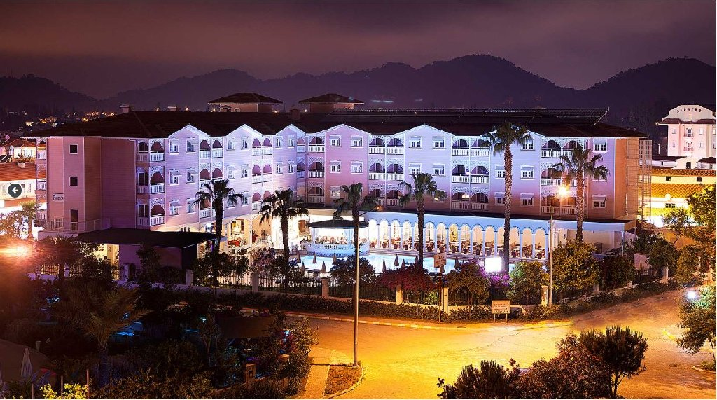 Hotel Pashas Princess