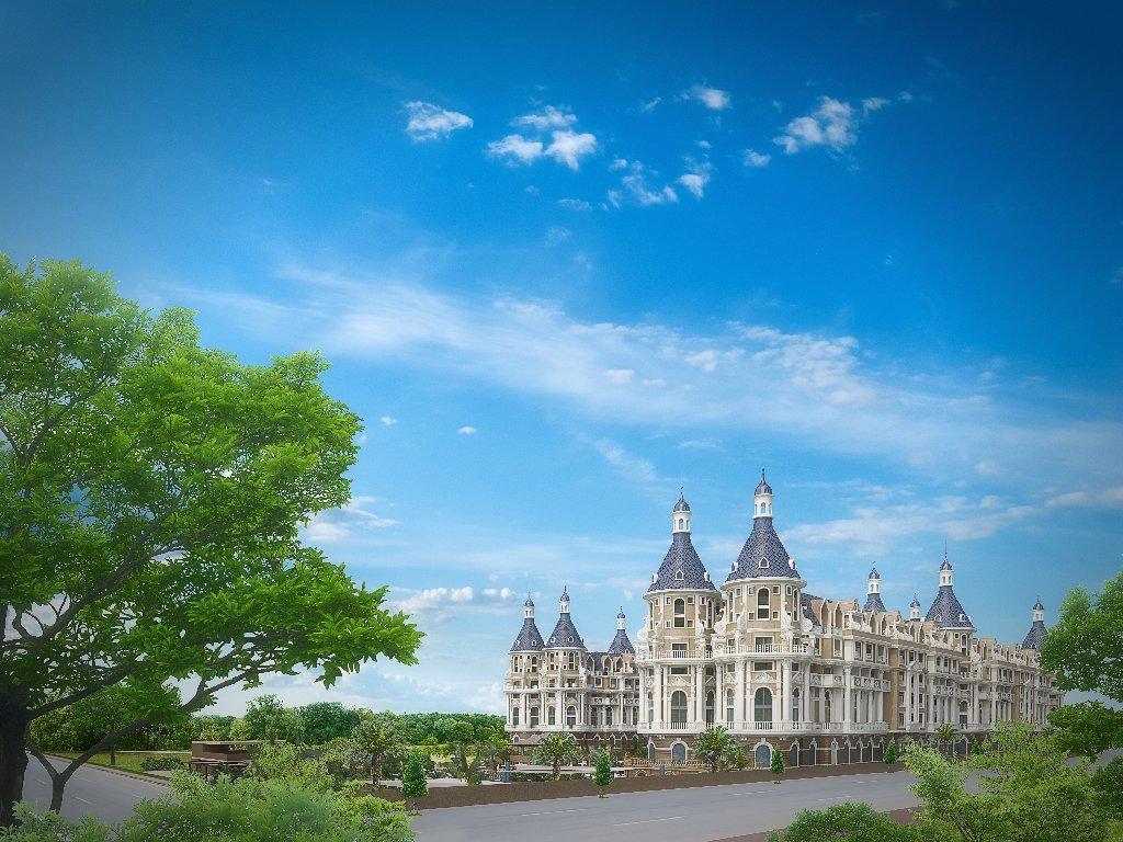 Hotel Haydarpasha Palace