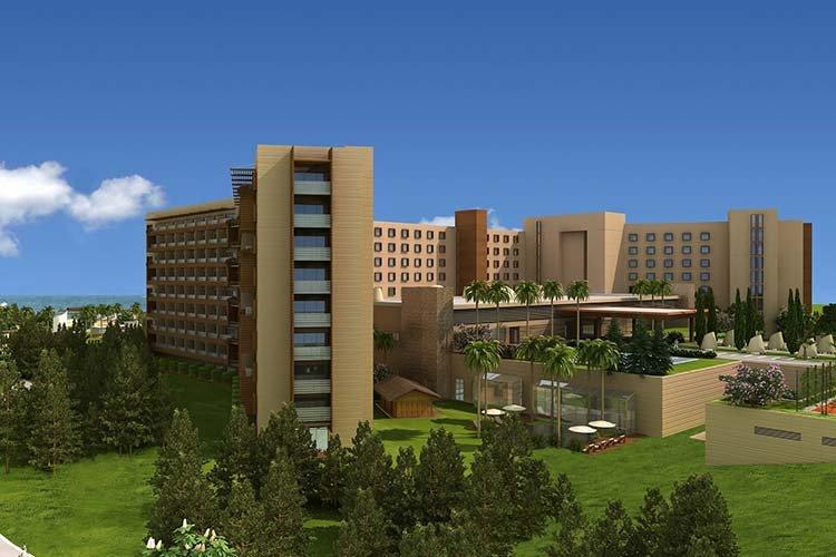 Concorde Resort and Casino Cyprus