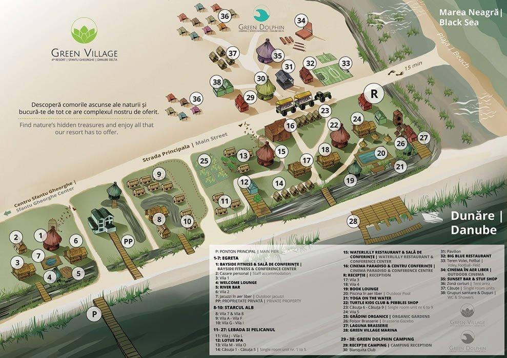 Hotel Green Village Resort