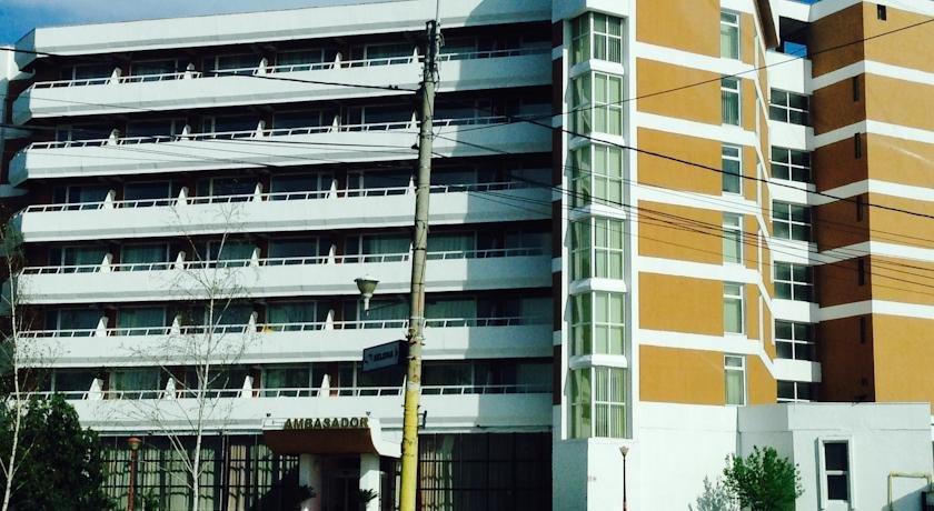 Hotel Ambasador Mare