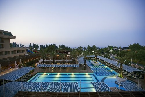 Hotel Crystal De Luxe Resort And Spa