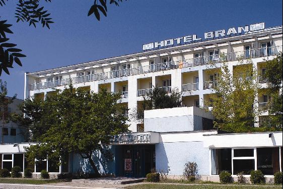 Hotel Complex  Bran Brad  Bega