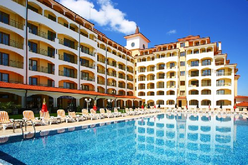 Hotel Sunrise All Suites Family Resort Aparthotel
