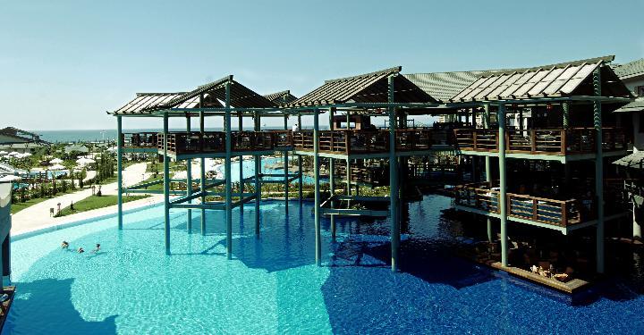 Hotel Limak Lara De Luxe Resort