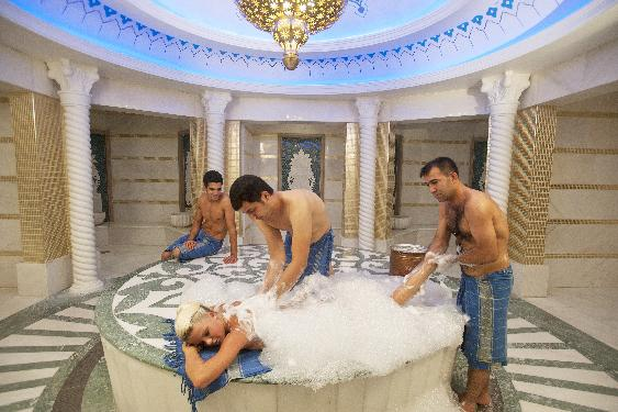 Hotel Crystal Palace Luxury Resort An D Spa