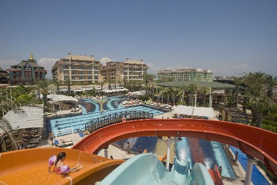 Hotel Crystal Family Resort And Spa